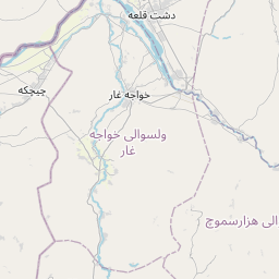Map of Taloqan