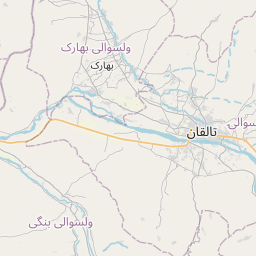 Map of Khanabad