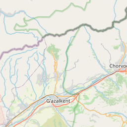 Map of Chirchiq