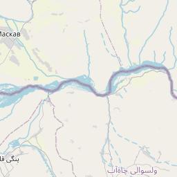 Map of Farkhor