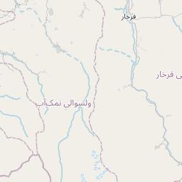 Map of Taloqan