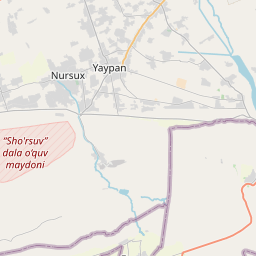 Map of Isfara