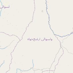 Map of Fayzabad