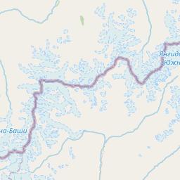 Map of Batken