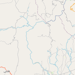 Map of Mardan