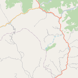 Map of Mingora