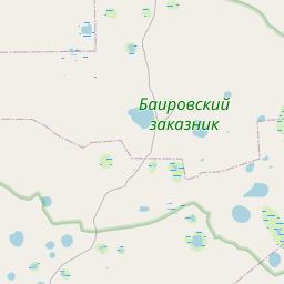 Map of Omsk