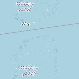 Map of Kudahuvadhoo