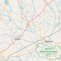 Map of Nashik