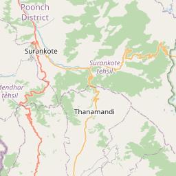 Map of Kotli
