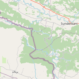 Map of Bhimbar