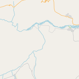 Map of Kyrgyz