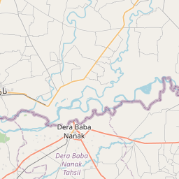 Map of Sialkot