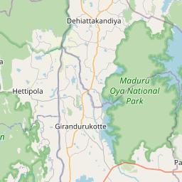 Map of Democratic