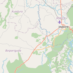 Map of Nowrangapur