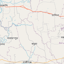 Map of Paltan