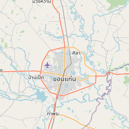 Map of Changwat