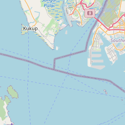Map of Hougang