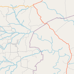 Map of Jambi