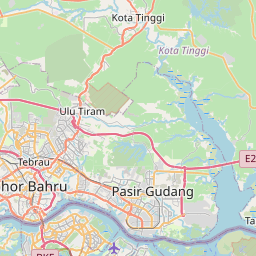 Map of Serangoon