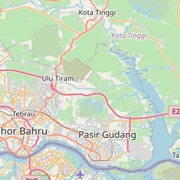 Map of Jurong