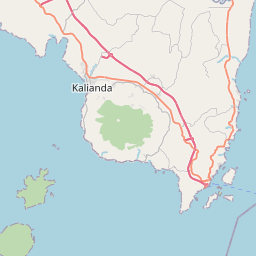 Map of Bandar