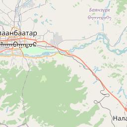 Map of Ulan