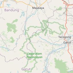 Map of Cimahi