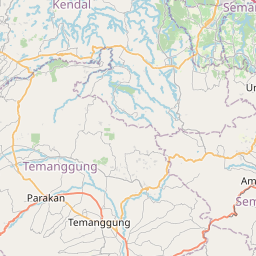Map of Semarang