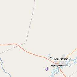 Map of Undurkhaan