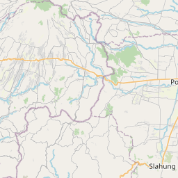 Map of Surakarta