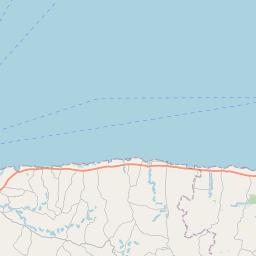 Map of Surabaya