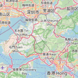 Map of Yuen
