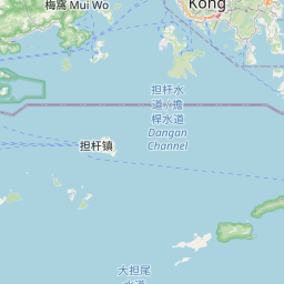 Map of Hong