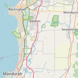 Map of Rockingham