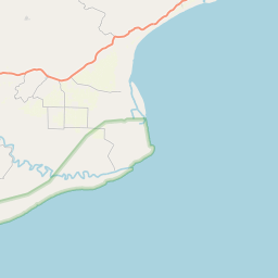 Map of Balikpapan