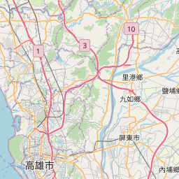 Map of Yujing