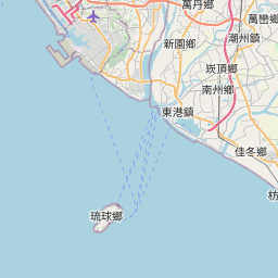 Map of Kaohsiung