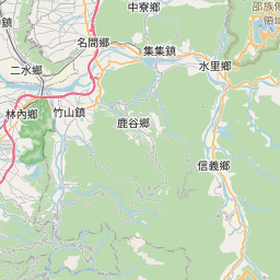 Map of Taichung