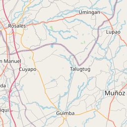 Map of Central
