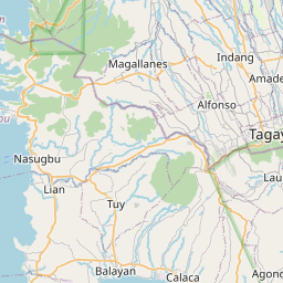 Map of Pasig