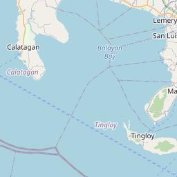 Map of Calamba