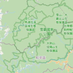 Map of Zhongxing