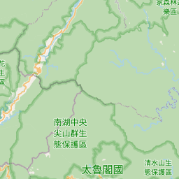 Map of Hsinchu