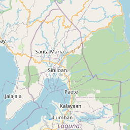 Map of Taguig