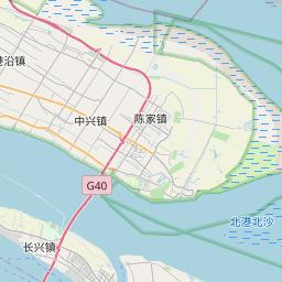 Map of Shanghai