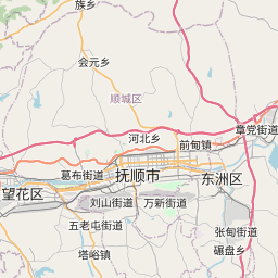 Map of Shenyang
