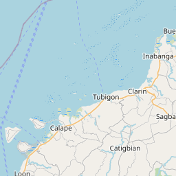 Map of Lapu-Lapu