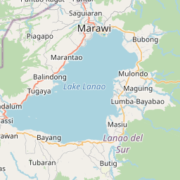 Map of Iligan