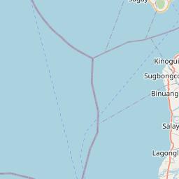 Map of Cagayan